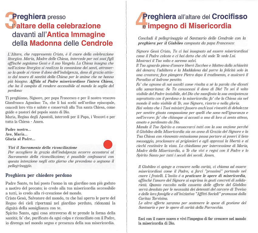 Percorso Misericordia 2