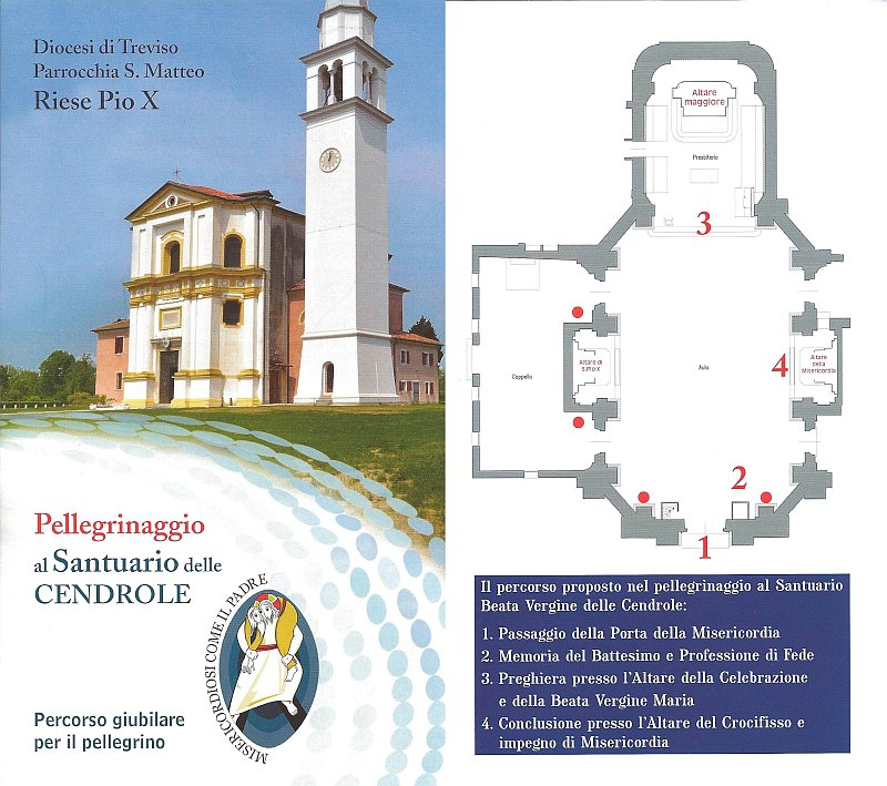 Percorso Misericordia 3 e 4