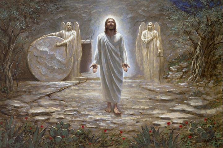 Risultati immagini per Gesù è risorto
